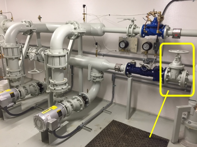Simple Steps To Successful Installation Of A Slide Gate Valve