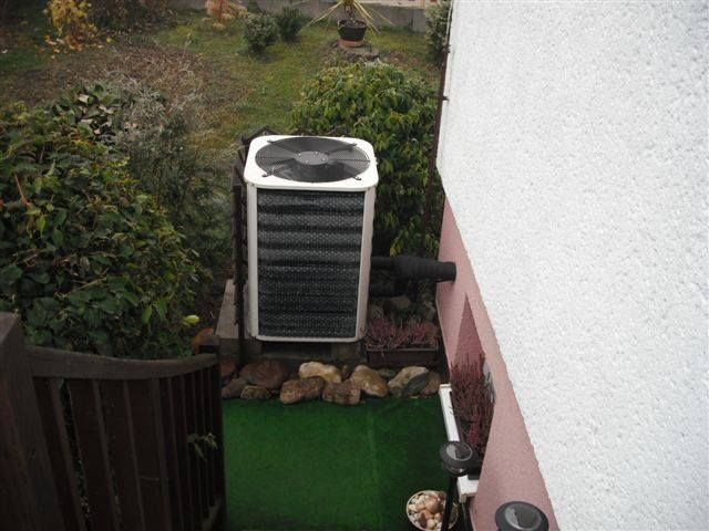 Benefits of Air Source Heat Pumps