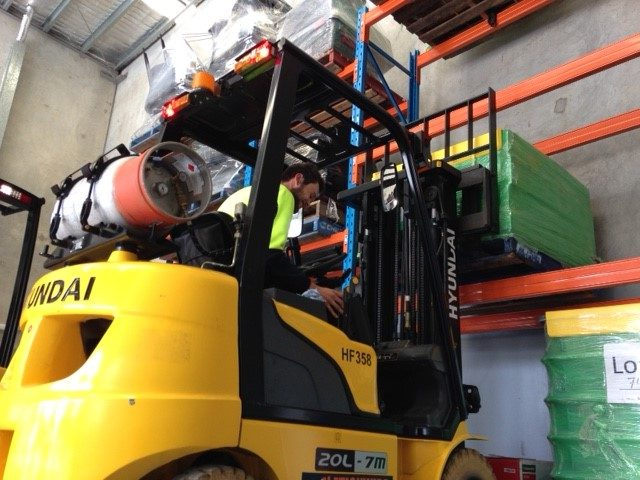Forklift Safety Is Aided By Better Training