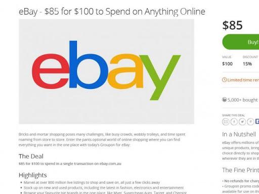 Dropship on Ebay
